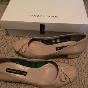 Banana Republic Heels 👠 💐